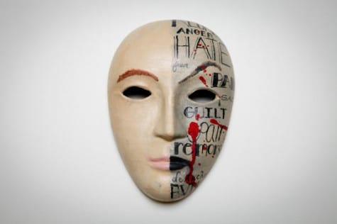 Soldier Mask PTSD TBI