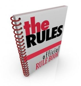 An official rule book