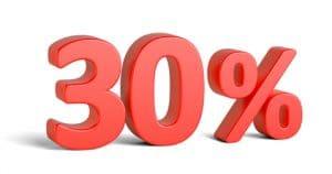 30% image